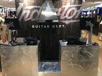 Andertons Music Co - store refurbishment