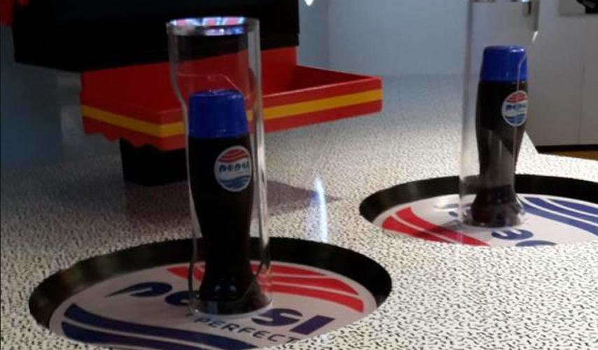 Pepsi Max BTTF